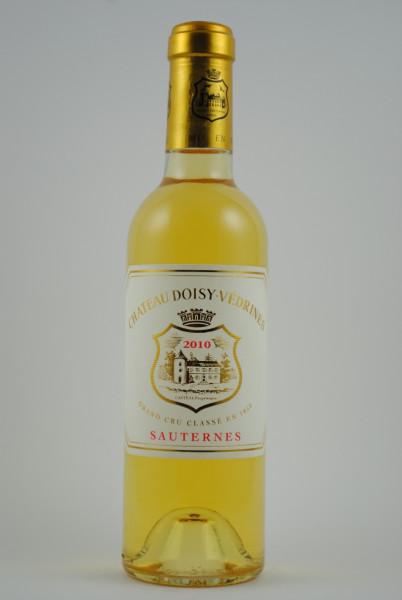 2010 Château Doisy-Védrines 2e Grand Cru Classé HALBE